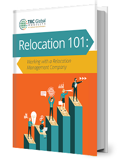 working with a relocation management company
